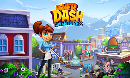 Diner DASH Adventures Cheats