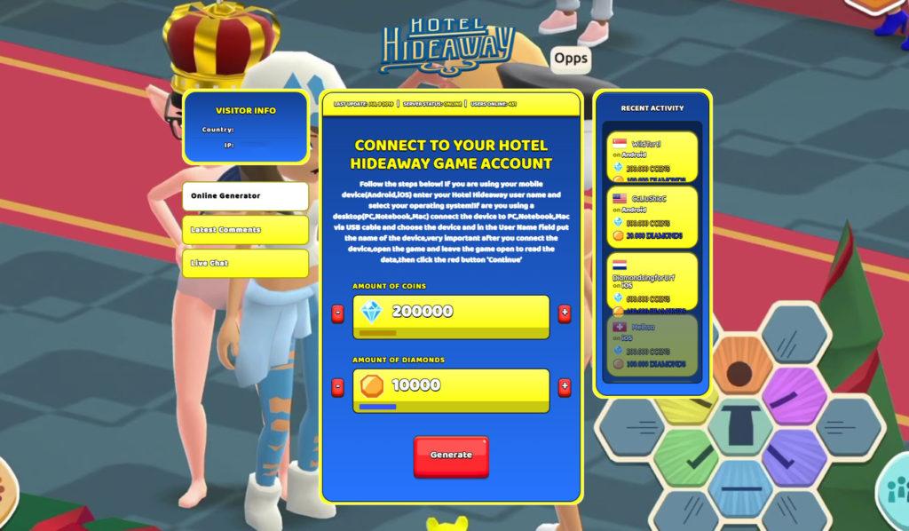 hotel-hideaway-cheats