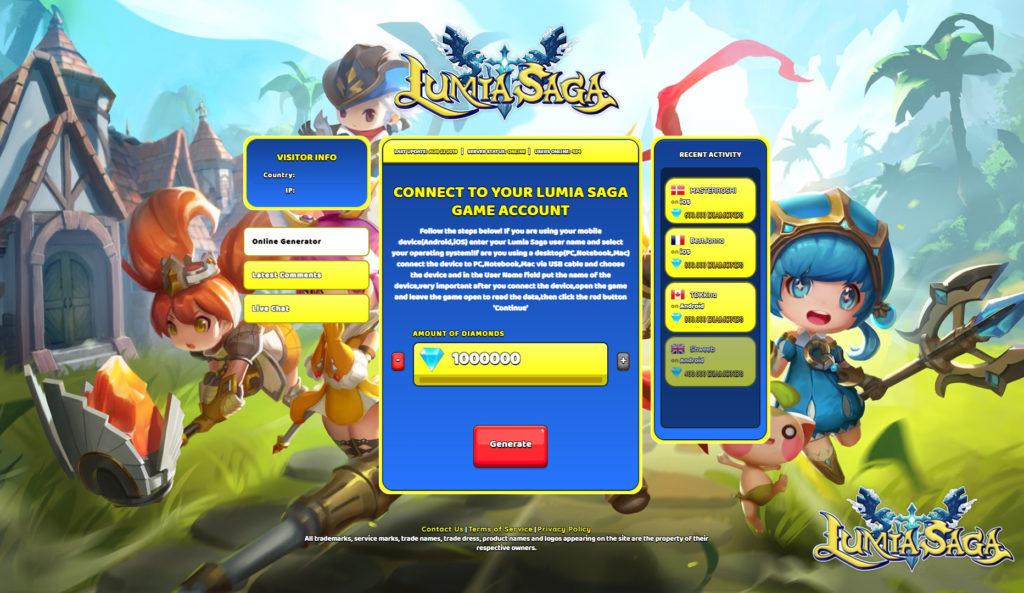 lumia-saga-cheats