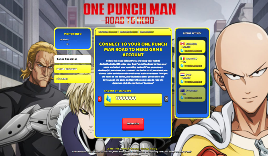one-punch-man-road-to-hero-cheats