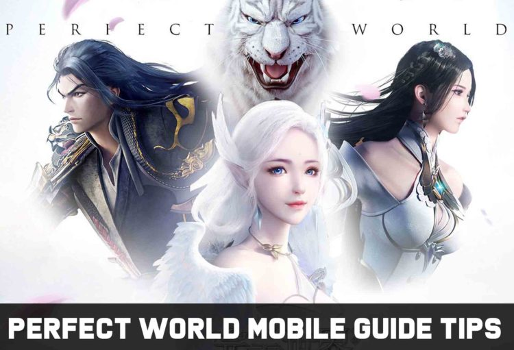 Perfect World Mobile Cheats