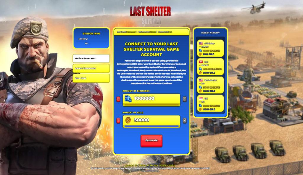 last-shelter-survival-cheats
