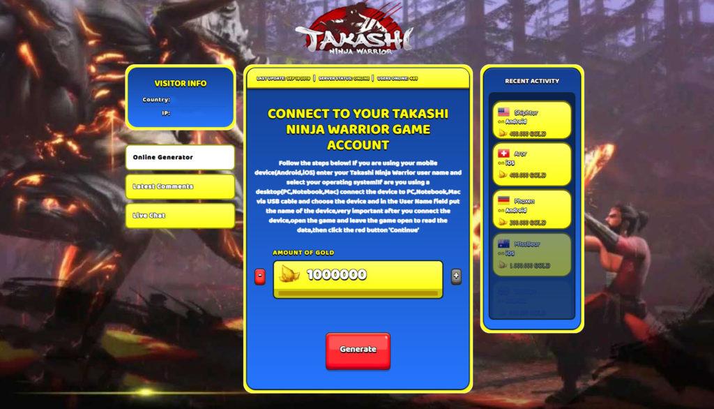 takashi-ninja-warrior-cheats-hack