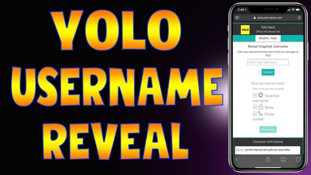 Reveal YOLO Usernames 2020