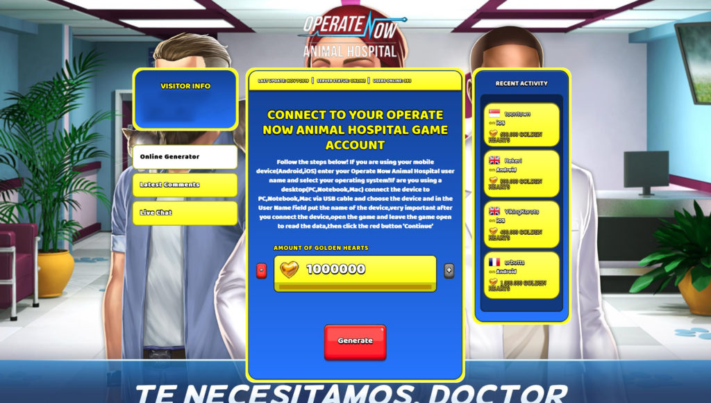 operate-now-animal-hospital-cheats