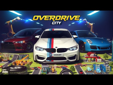 Overdrive City Cheats Mod APK – How To Get Unlimited Cash and Credits in Overdrive City
