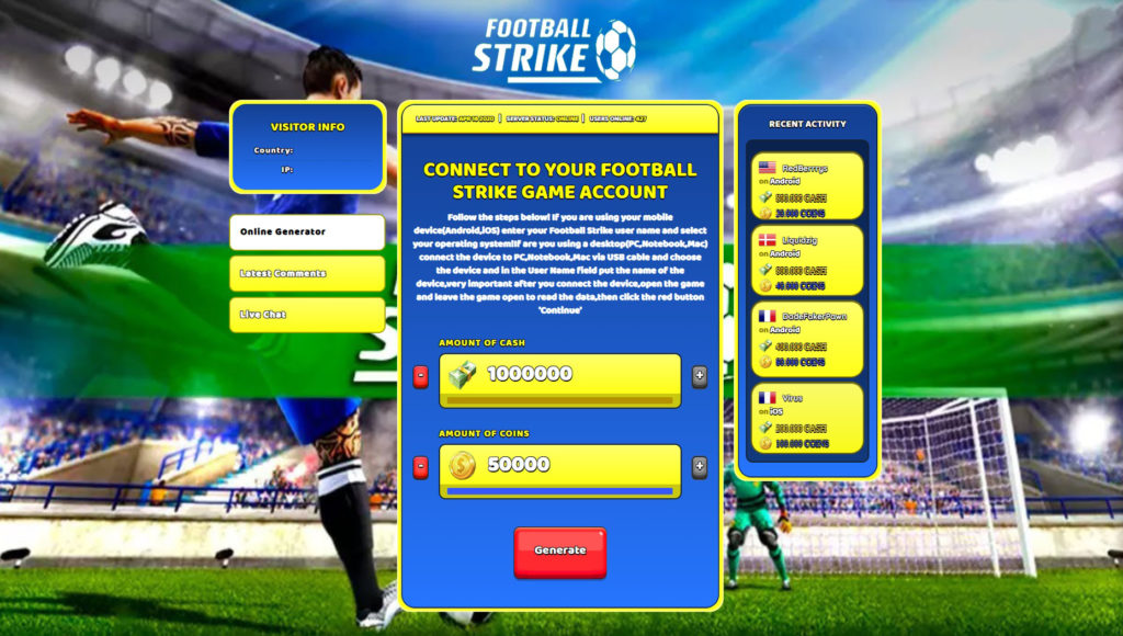 football-strike-cheats