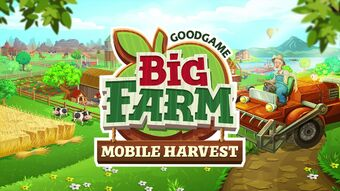 Big Farm Mobile Harvest Hack Cheats
