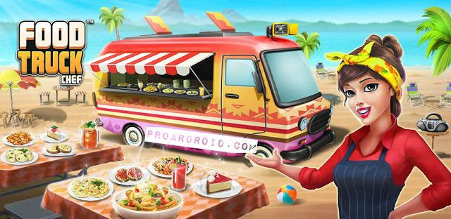 Food Truck Chef Cheats Hack Mod Gems and Coins