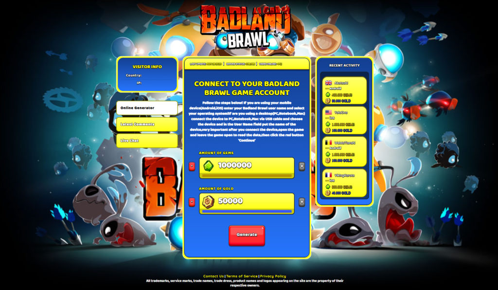 badland-brawl-cheats