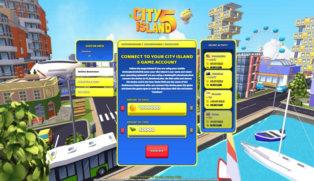city-island-5-cheats