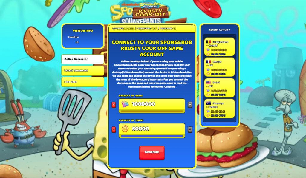 spongebob-krusty-cook-off-cheats