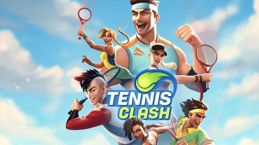 Tennis Clash Hack Mod APK