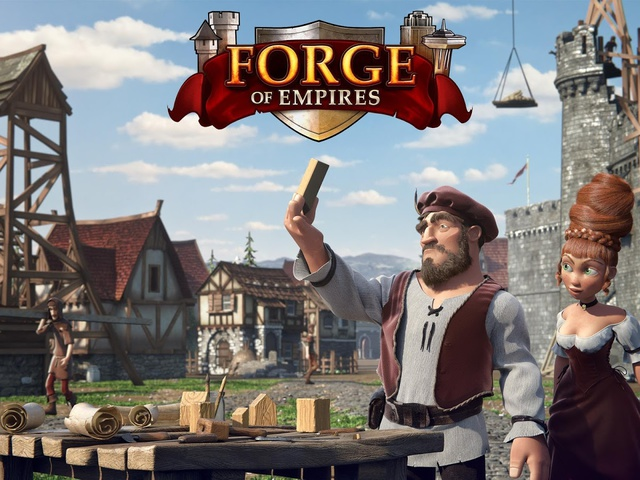 Forge of Empires MOD APKIOS (Unlimited Diamonds)