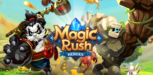 Magic Rush Heroes Hack Cheat – Magic Rush Heroes Diamonds and Gold