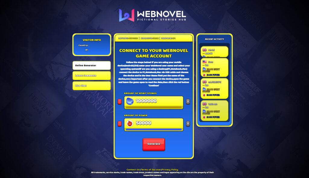 webnovel-hack