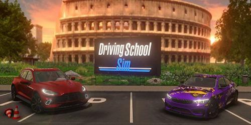 Driving School Sim 2020 Hack