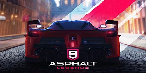 Asphalt 9 Legends Hack Mod Tokens and Credits