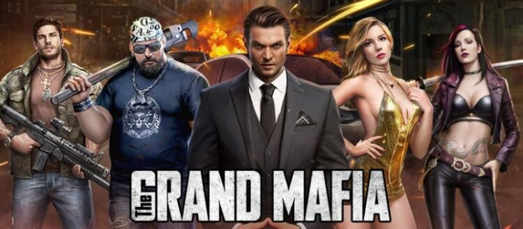 The Grand Mafia Hack apk gold mod guide 2021