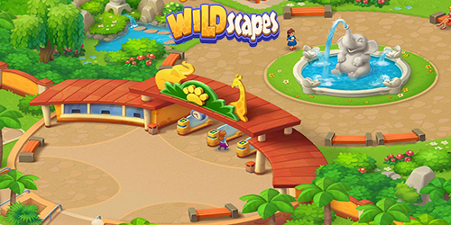 Wildscapes Hack Mod Diamonds and Coins Unlimited