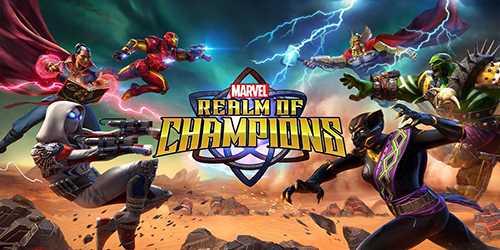 MARVEL Realm of Champions Hack Cheats Units Gold Mod