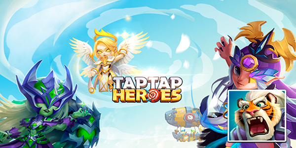 Taptap Heroes Hack Mod Gems and Gold Cheat