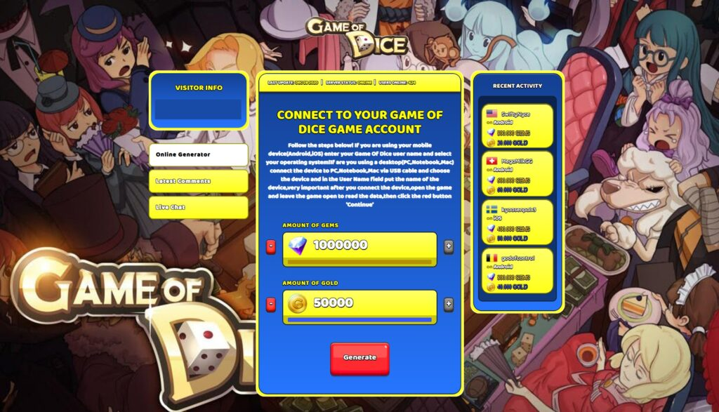game-of-dice-hack