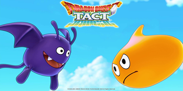 DRAGON QUEST TACT Hack android ios
