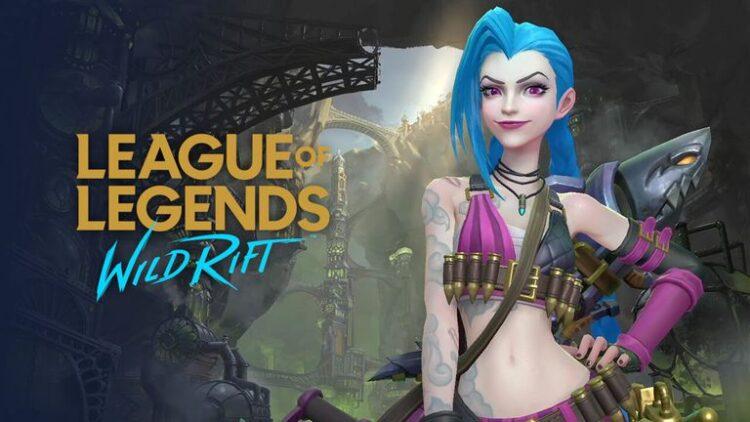 League of Legends Wild Rift Hack apk 2021