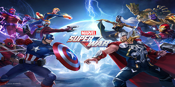 MARVEL Super War Hack Cheat 2021