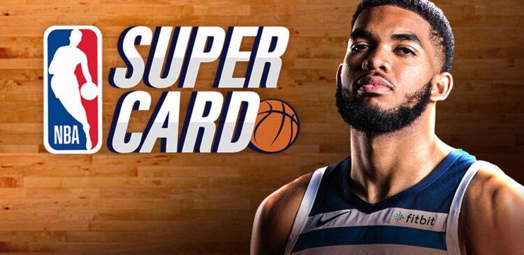 NBA SuperCard Hack Mod Unlimited Credits