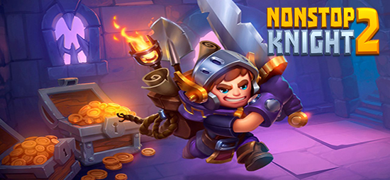 Nonstop Knight 2 Cheats Guides for more gems hack
