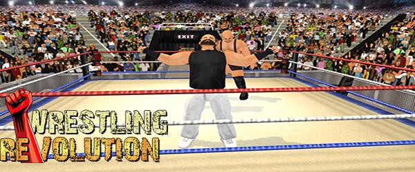 Wrestling Revolution 3D HACK MOD APK