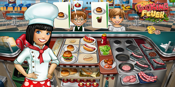 Cooking Fever Hack Gems and Coins