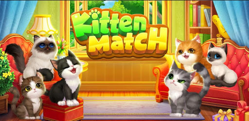 Kitten Match Hack Coins and Medals