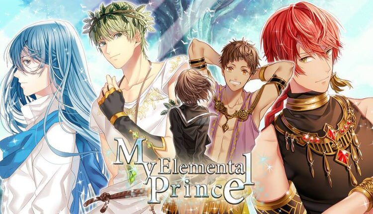 My Elemental Prince Remake Otome Romance Game Hack