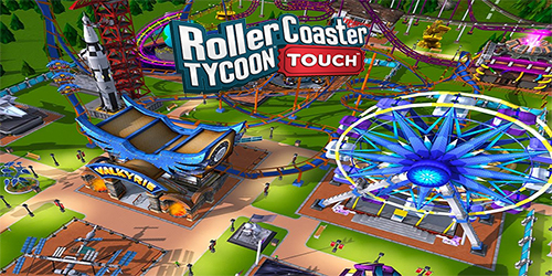 Rollercoaster Tycoon Touch Hack get Tickets and Coins