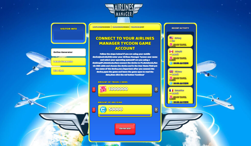 airlines-manager-tycoon-hack