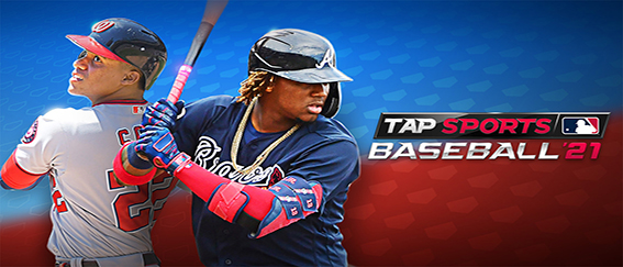 MLB Tap Sports Baseball 2021 Mod Hack Gold