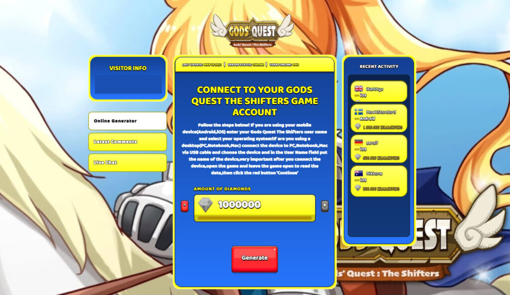 gods-quest-the-shifters-hack