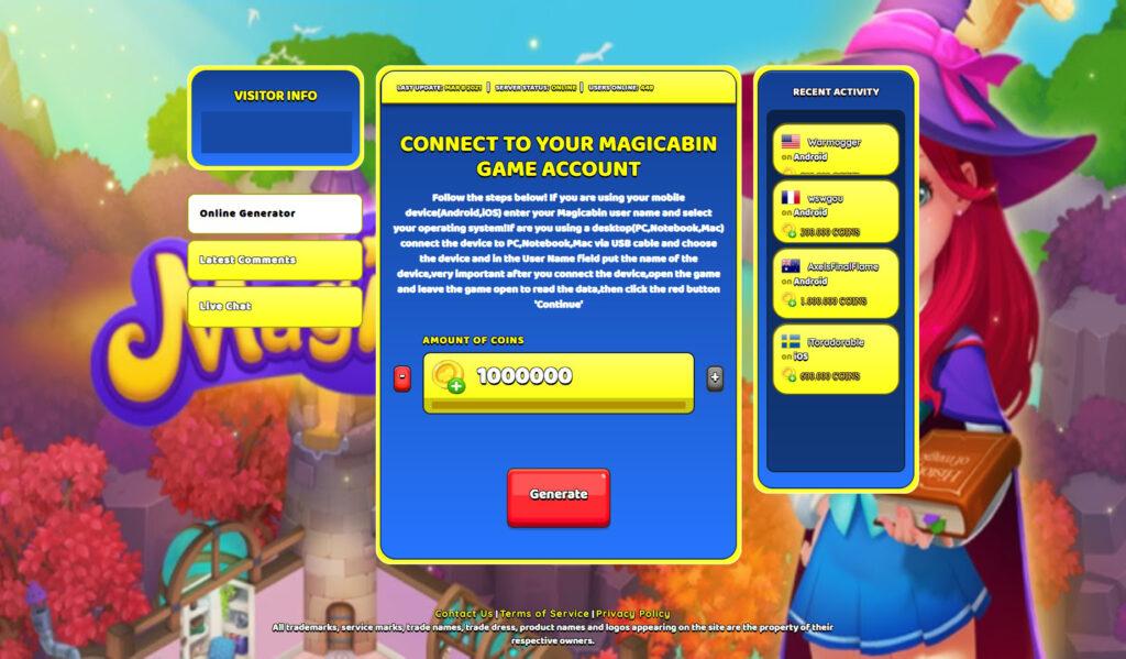 magicabin-hack