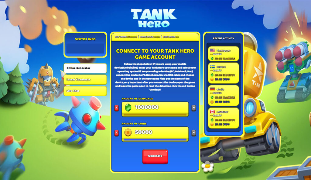 tank-hero-hack-mod