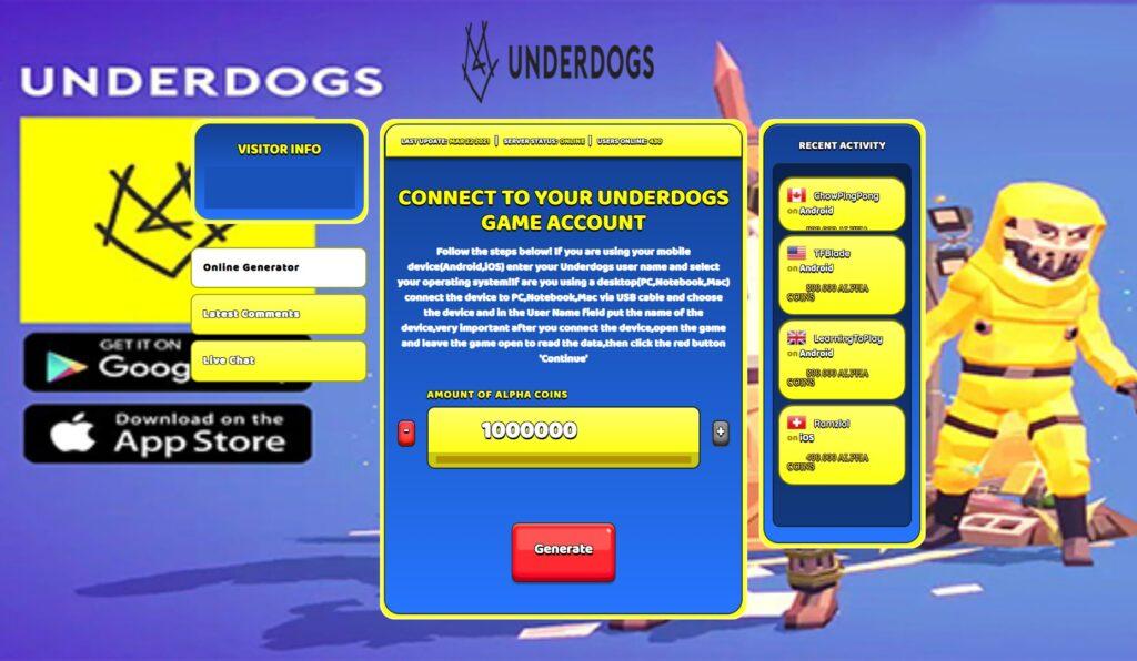 underdogs-hack