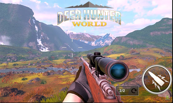 Deer Hunter World The Hun‪t Hack Mod Gold Bar