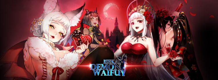 ISEKAI Demon Waifu Hack mod ios android